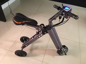 Foldable Electric Bike / bicycle 3 wheels for Sale in SUNNY ISL BCH, FL