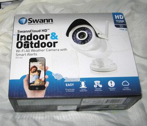 Swann Swanncloud Hd Ads-466 WIFI/NETWORK Camera ALL WEATHER for Sale in Hemet, CA