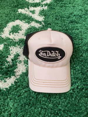 Von Dutch Light Pink Trucker Hat for Sale in Torrance, CA