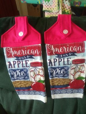 Hanging Terry Cloth Dish Towels. for Sale in Montgomery, AL