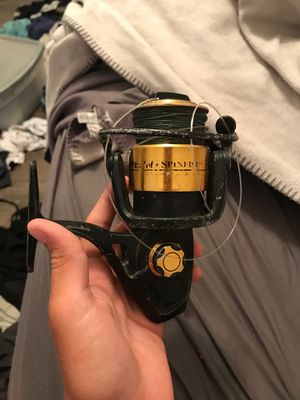Penn spinfisher 6500 for Sale in FL, US