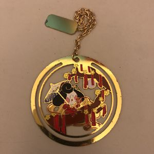 Gold Plated Trinket/Bookmark for Sale in San Jose, CA