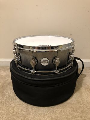 Dw design series snare drum for Sale in Conyers, GA