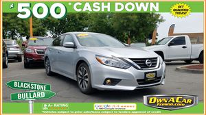 2017 Nissan Altima for Sale in Fresno , CA
