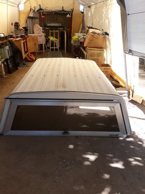 Camper shell for F150 2010 for Sale in Redding, CA