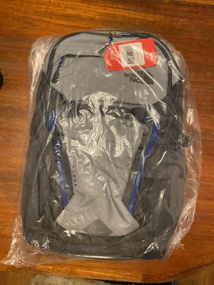 TNF SURGE BACKPACK BLK/GRY for Sale in Chicago, IL