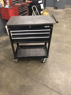 US General roller cabinet black for Sale in Everett, MA
