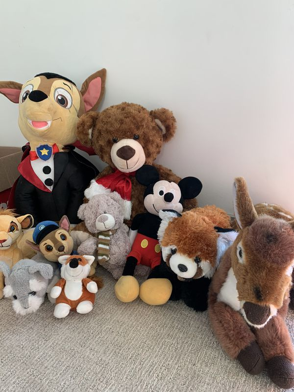 Toys Plush $5
