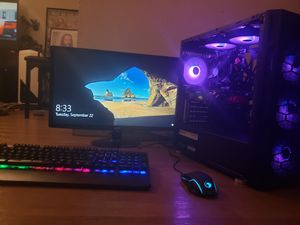 Gaming pc setup (OFFERS) for Sale in San Francisco, CA