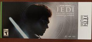 Digital deluxe star wars jedi fallen order game for Sale in Nashua, NH