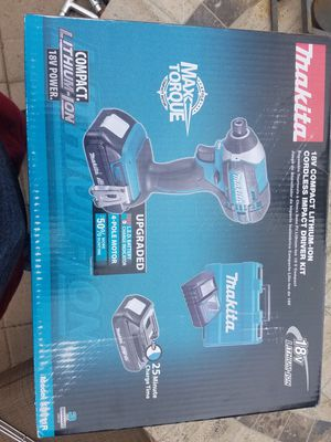 Makita impact drill for Sale in Hawthorne, CA