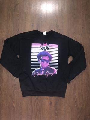 Dr Steve Brule Sweatshirts Adult Swim Channel 5 Sports Cool Guy Mens Small for Sale in Tempe, AZ