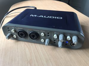 M-Audio Fast Track Pro for Sale in Philadelphia, PA