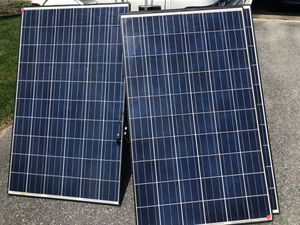Solar Panels, 250 watts, 20 volt nominal, $100 each for Sale in Chambersburg, PA