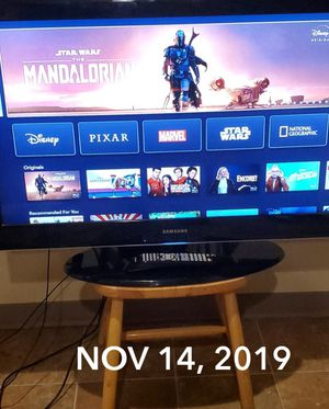 Samsung 40in LCD TV for Sale in Snohomish, WA