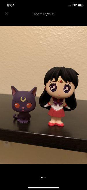 Sailor Moon Funko Mini Vinyl Figures for Sale in Orlando, FL