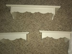 Three wall shelves for Sale in Plano, TX