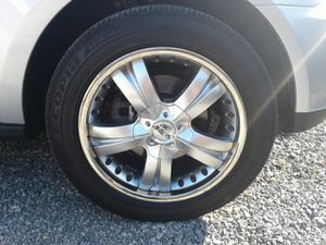 Mercedes wheels 5x112 bolt pattern ML350 ML500 ML320 ML430 for Sale in Claremont, CA