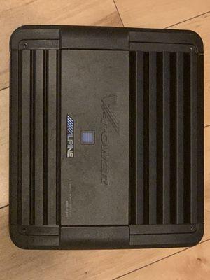 Alpine MRP-F300 4 channel car amplifier for Sale in Sunnyside, WA