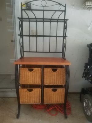 Kitchen Pantry/Hutch for Sale in Englishtown, NJ
