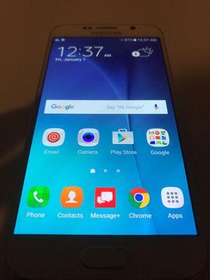 SAMSUNG Galaxy S6 for Sale in Leesburg, VA