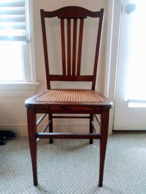 Cane chair for Sale in Crozet, VA