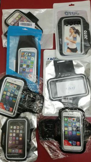 iPhone Sport Armband Assortment for Sale in San Diego, CA
