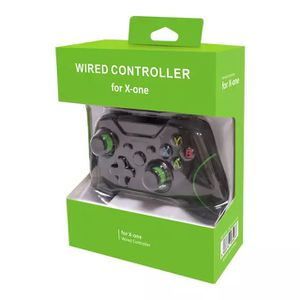 For Microsoft Xbox One PC USB Wired Game Controller Gamepad Joystick Green Line for Sale in Downey, CA