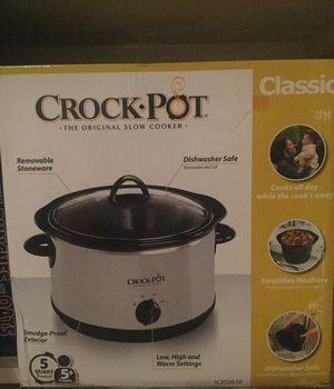 Crock pot for Sale in Niederwald, TX