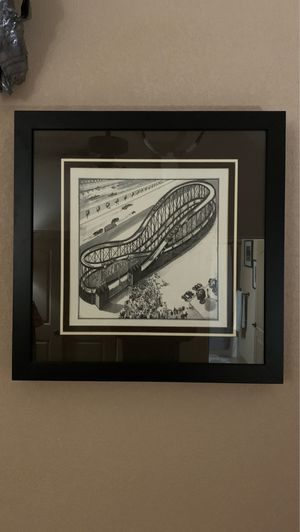 Framed Roller coaster prints. for Sale in El Dorado, AR