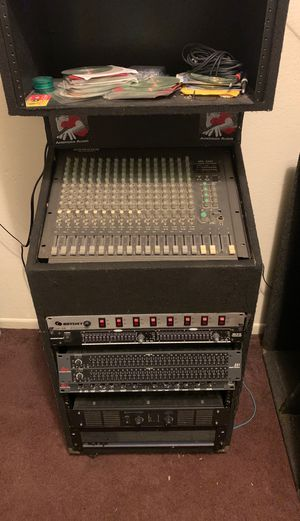 Dj Equipment for 700 for Sale in Los Angeles, CA