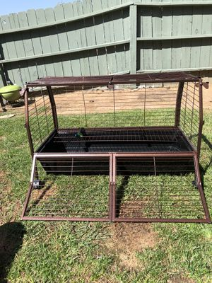 Guinea pig cage with accessories for Sale in Fallbrook, CA
