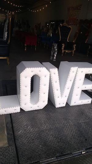 Love letters $500 sale item for Sale in Dallas, TX