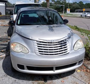2008 Pt Cruiser- DRIVES OR FOR PARTS for Sale in Brooksville, FL