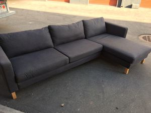 IKEA section couch/lounge for Sale in Morgan Hill, CA