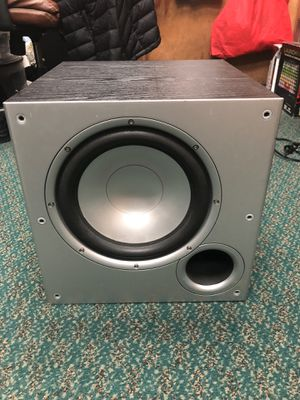 Subwoofer, Electronics Polk Audio PSW10... Negotiable for Sale in Baltimore, MD