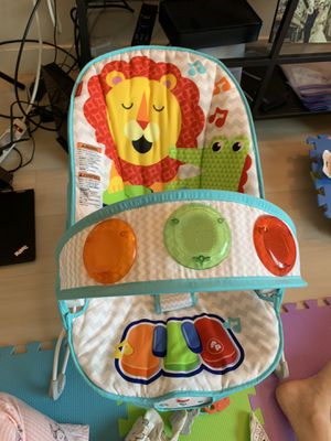 Fisher Price Bouncer (like new) for Sale in Seattle, WA