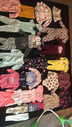 Baby Girl Clothes 6-12 Months! for Sale in Seattle, WA