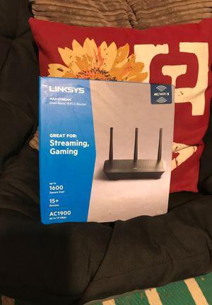 Lynksys router for Sale in Roanoke, VA