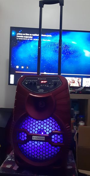 Speakers bluetooth 1200watts brand new for Sale in Miami, FL