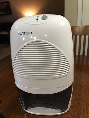 IVATION MINI DEHUMIDIFIER for Sale in Canyon Lake, TX