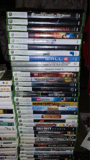 PlayStation 3 / Xbox 360 / Wii games for Sale in St. Louis, MO