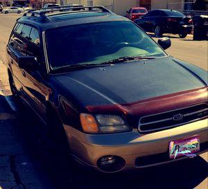 2002 Outback Wagon L.L Bean Subaru for Sale in Denver, CO