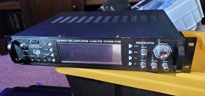 Pyle amplifier for Sale in Chula Vista, CA