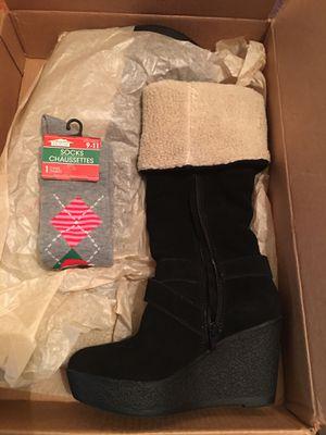 Aldo wedge boots for Sale in Hamtramck, MI
