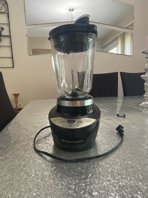 Hailton beach blender Good condition -very well for Sale in Lorton, VA