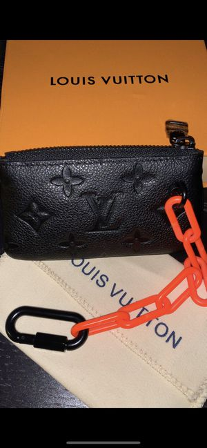 Louis Vuitton x Virgil Abloh coin purse for Sale in Chelsea, MA