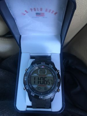 U.s polo watch for Sale in Hayward, CA