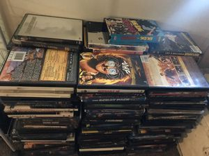 200 dvds for Sale in Montclair, CA
