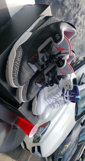 Jordans sz. 10 & 9.5 for Sale in Jacksonville, FL